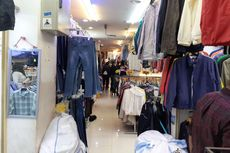 Dua Kali Kebakaran Ditambah Pandemi Covid-19, Pendapatan Pedagang Pasar Senen Kian Anjlok