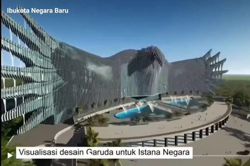 Kepak Sayap Garuda di Antara Permintaan Jokowi dan Sengkarut Sayembara
