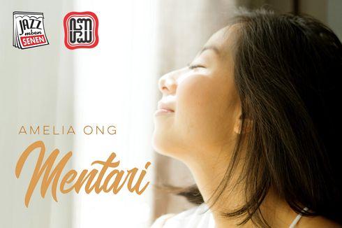 Penyanyi Jazz Amelia Ong Bawa Mentari ke Bentara Budaya Yogyakarta
