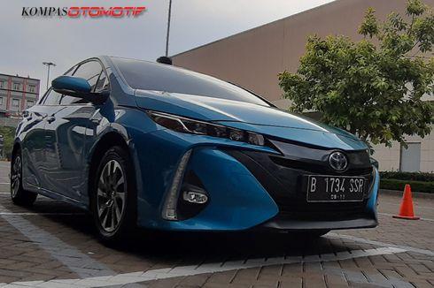Upaya Toyota Jual Prius PHEV dengan Murah