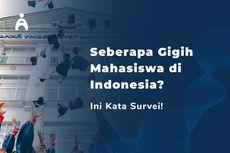 Seberapa Gigih Mahasiswa di Indonesia? Ini Kata Survei!