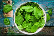 10 Makanan yang Baik untuk Kesehatan Ginjal