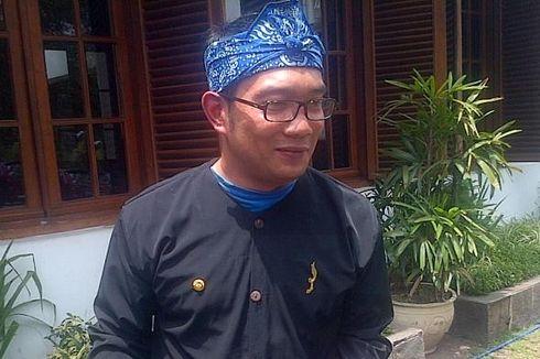 Ridwan Kamil Mengaku Diminta Tolong Atasi Kabut Asap