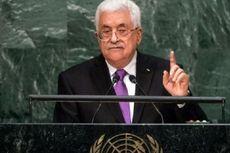 Sempat Dirawat 8 Hari di RS, Presiden Palestina Kembali Bekerja