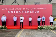 Kadin DKI Jakarta: 22.000 Perusahaan Telah Daftar Ikut Vaksinasi Gotong Royong