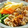 Resep Steak Ayam Crispy Pakai Saus Jamur untuk Akhir Pekan