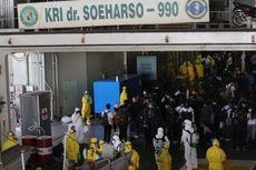 Detik-detik Evakuasi Seratusan WNI dari Kapal World Dream...