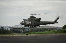 PT Dirgantara Indonesia Kirim Helikopter Bell 412EPI ke TNI AD