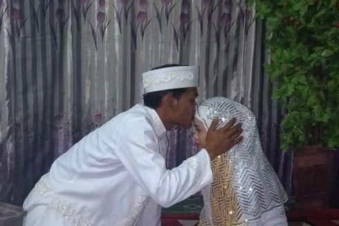 Warga Natuna Menikah, Resepsi Ditunda karena Rumah Dekat Lokasi Karantina