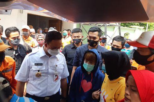 Seorang Petugas PPSU Jakarta Utara Meninggal Dunia akibat Tabrak Lari