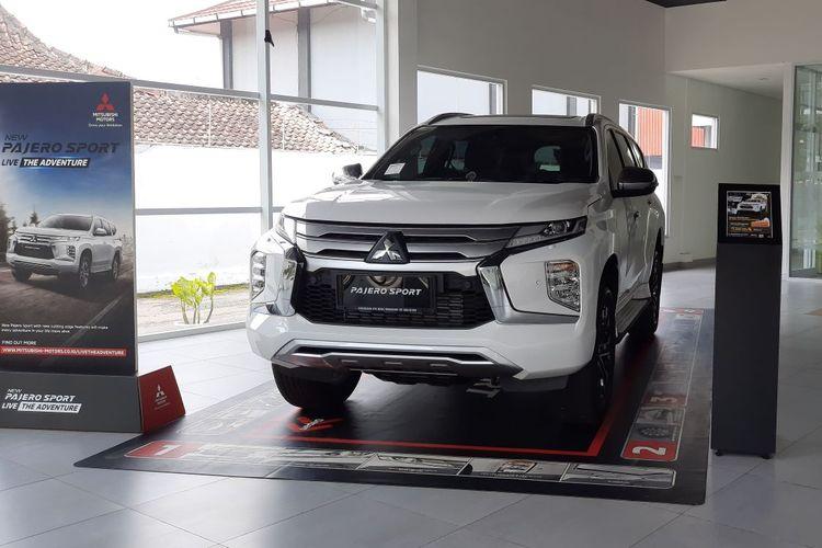 Diler perdana Mitsubishi di Wonosobo