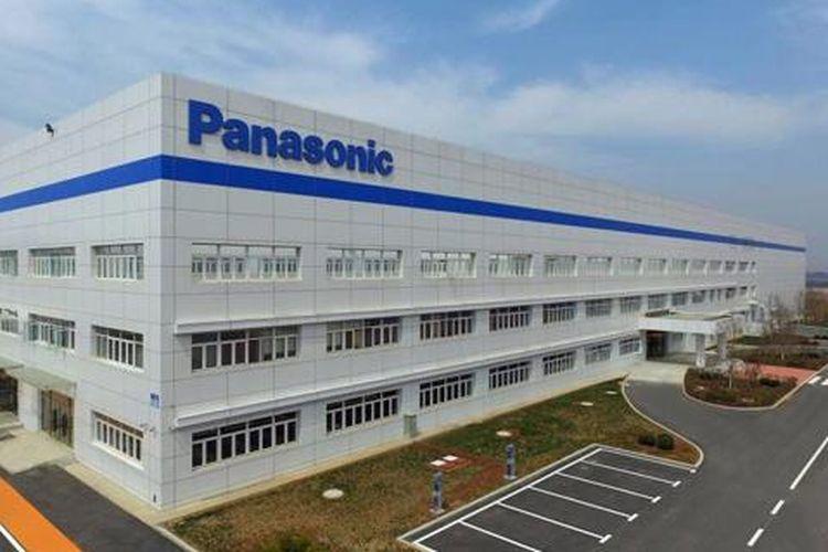 Pabrik baterai Panasonic