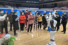 Wabah Virus Corona, Robot Cloud Ginger Jadi Pahlawan Bagi Petugas Medis