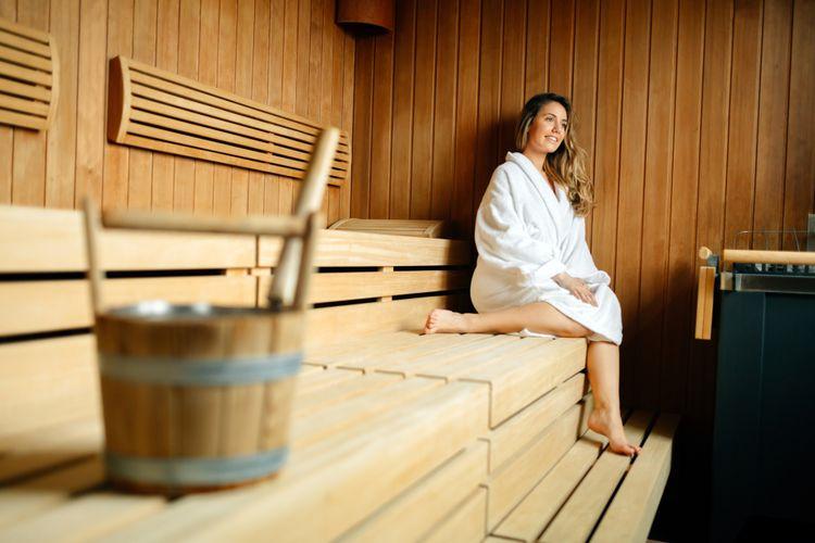 Ilustrasi sauna