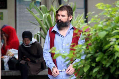 Gembong Narkoba WN Perancis  Dorfin Felix Mengaku Bekerja Pembuat Perhiasan