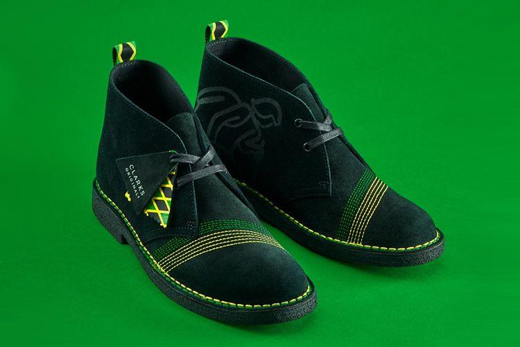 Clarks Desert Boot Jamaica Pack