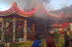 Dibangun pada 1784, Kelenteng Ho Tong Bio Banyuwangi Ludes Terbakar