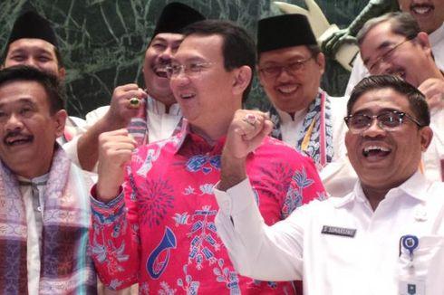 Sumarsono Persilakan Ahok Kembali Rombak Struktur Pejabat DKI