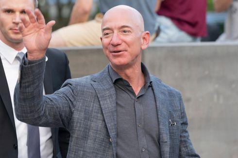 Dalam Satu Hari, Kekayaan Jeff Bezos Melonjak Rp 191,1 Triliun