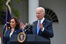 Biden Lepas Maskernya di Gedung Putih, Sebut