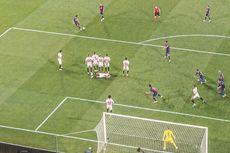 Strategi Sevilla Redam Lionel Messi dari Tembakan Bebas: Rebahan