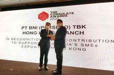 Dukung Ekspor Produk Indonesia ke Hong Kong dan China, BNI Raih Consulate Award 2020