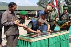KSAD Resmikan Pusat Latihan Militer di Simalungun