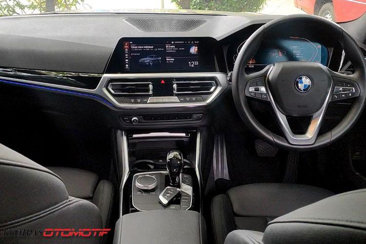 Interior BMW 320i Sport