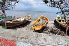 Banjir Rob di Kenjeran Surabaya, BPB Linmas: Ada Perahu Nelayan Tengggelam dan Peralatannya Hilang