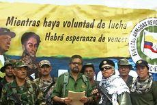 Merasa Dikhianati, Mantan Pemimpin Kelompok Pemberontak Kolombia Angkat Senjata