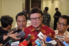 Mendagri Usul Anggota DPR Baru Segera Bahas Revisi UU Pemilu