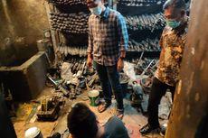 Polisi Gerebek Pabrik Shockbreaker Rekondisi di Kemayoran