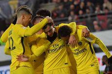 Keberhasilan PSG ke Final Dihiasi Kartu Merah Kylian Mbappe