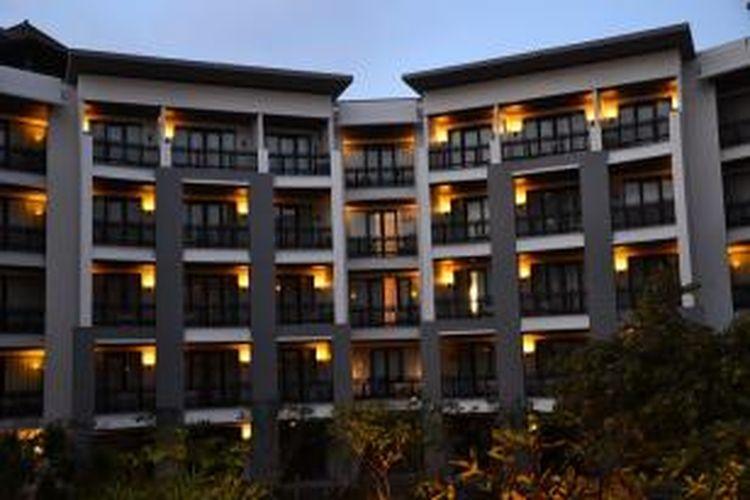 Pullman Hotel Bali.