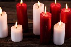 Trik Membuat Lilin yang Menyala Tidak Cepat Meleleh