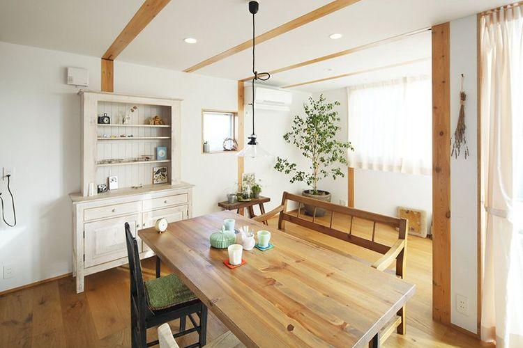 Warna dan material alami, kunci penting dalam rumah minimalis ala Jepang