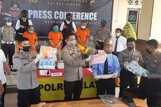 Polisi Tangkap 3 Pengedar Uang Palsu di Klaten Senilai Rp 465,7 Juta