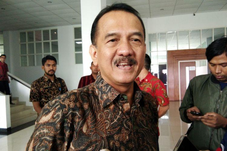 Bupati Bandung Barat Ditangkap KPK, Pemda Siapkan Bantuan ...