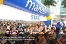 Lari dan Berbagi di <i>Mandiri Charity Fun Run</i>