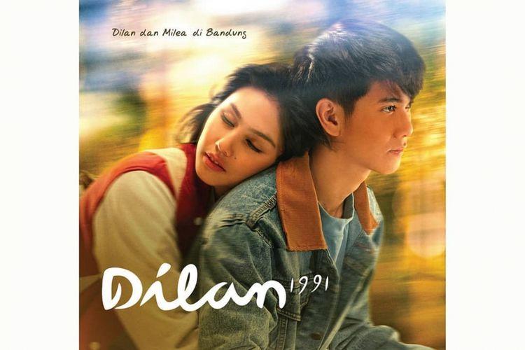 Teaser film Dilan 1991 yang disutradarai oleh Fajar Bustomi.