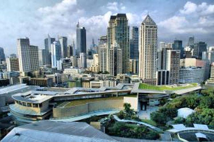 Pertumbuhan sektor properti Filipina ditopang oleh devisa tenaga kerja yang bekerja di luar negeri dan business process outsourcing (BPO).