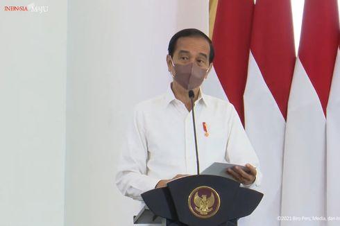 Jokowi: Covid-19 Tak Mungkin Hilang Total, tapi Kita Bisa Kendalikan Penyebarannya