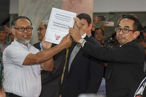Dilaporkan ke Peradi, Bambang Widjojanto Dianggap Langgar Etika dan Rendahkan MK