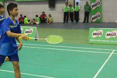 Peserta Yogyakarta Optimistis Boyong Piala Taufik Hidayat