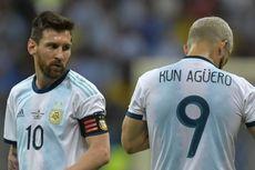 Sergio Aguero Bisa Jadi Kunci Masa Depan Lionel Messi di Barcelona