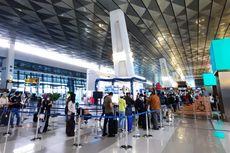 Libur Panjang Imlek, Jumlah Penumpang di Bandara Soekarno-Hatta Meningkat