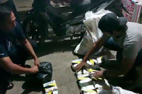 3 Penyelundup 30 Kilogram Sabu dari Malaysia Ditangkap Polda Riau