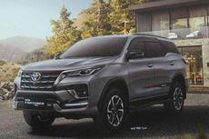 Belum Meluncur, Toyota Fortuner Facelift Sudah Diskon Rp 15 Juta