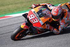 Marquez Asapi Duet Ducati di FP 2 MotoGP Aragon