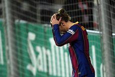 Cornella Vs Barcelona, 2 Penalti Gagal yang Tak Dimaafkan Koeman